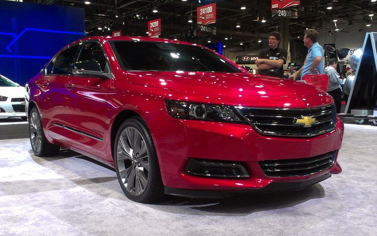 chevy impala 2014 | 2014 Chevy Impala front #284273 - MotorTrend WOT