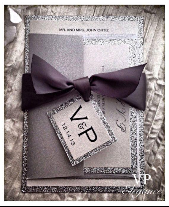 Bruiloft uitnodigingen bruiloft uitnodigingen door VPElegance