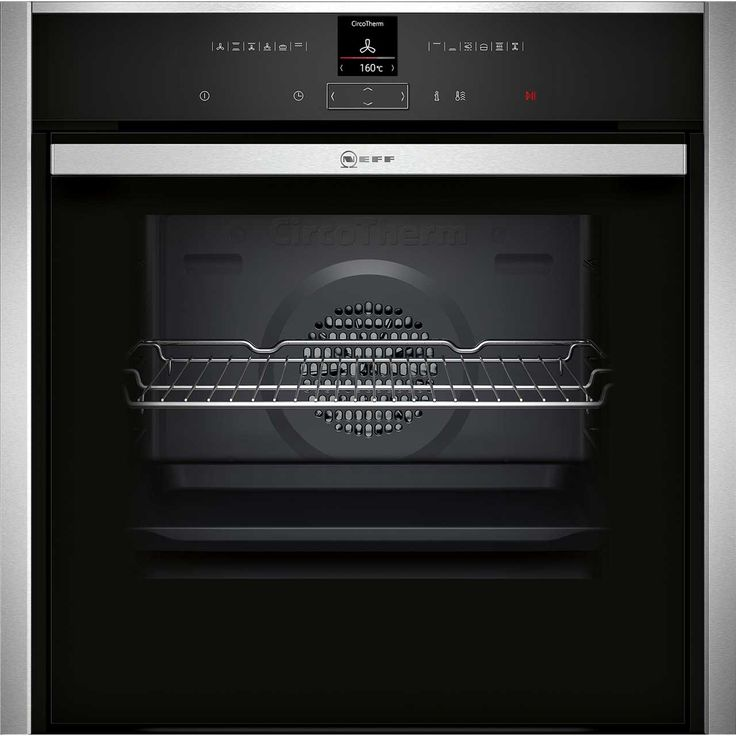 Neff Premium Built-In Electric Oven | B57CR22N0B | ao.com