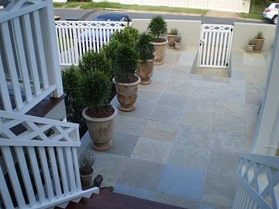 600 x 600 stone tile for front terrace