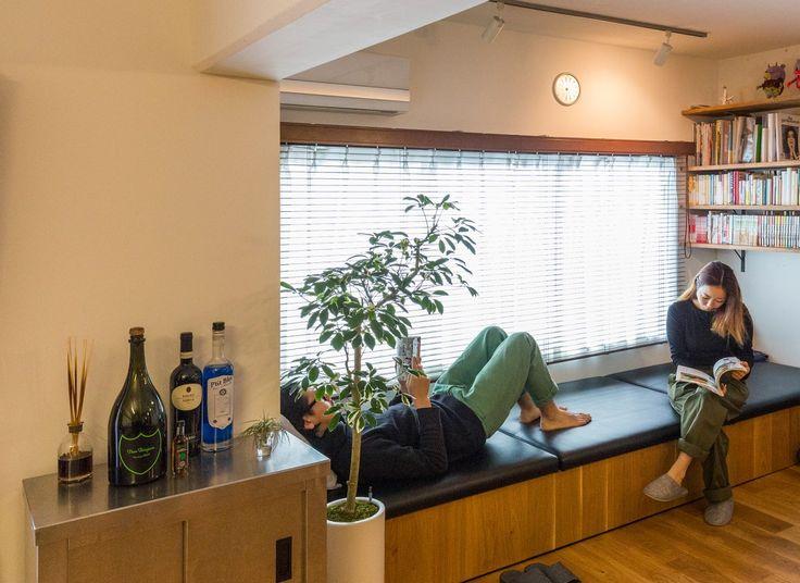 お部屋づくりの参考に。インテリアに馴染む「収納スペース」10選。 | リノベる。ジャーナル