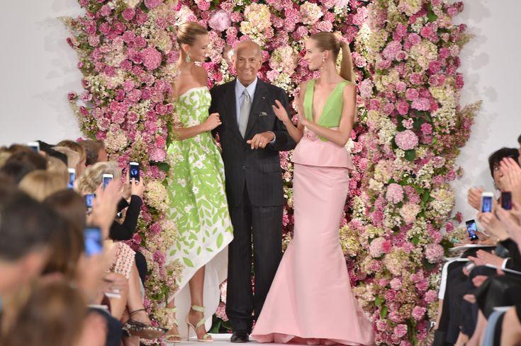 Responsável por alguns dos looks mais elegantes de algumas das primeiras-damas americanas e conhecido por criar noivas espetaculares, estilista estava em tratamento contra um câncer