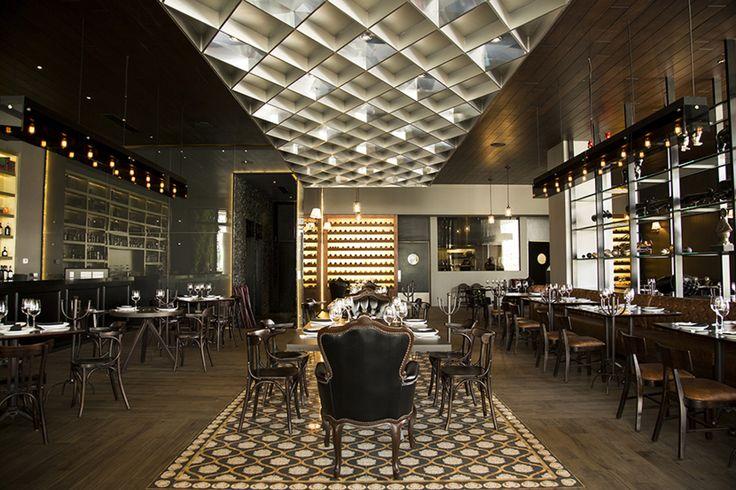 SAN JUAN GRILL RESTAURANT - Restaurantes - Mexico - Proyectos   Dune