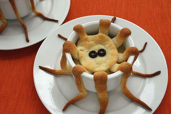 receta-halloween: http://www.bloglovin.com/frame?post=3227184989&group=0&frame_type=l&blog=1517015&frame=1&click=0&user=0 http://www.pequeocio.com/pastel-de-pollo-facil/