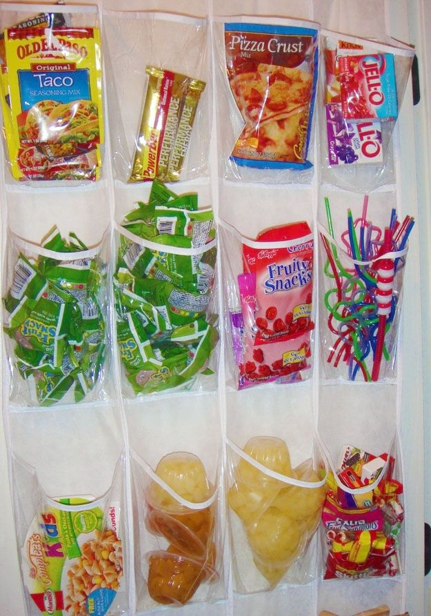 $5 Shoe Rack – Priceless Organization in the Kitchen