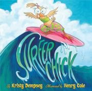 Surfer Chick by Kristy Dempsey, and illustrated by Henry Cole, is written in rhyming text. It's the story of Chick, who wants to be as talented a surfer as her famous dad. At first, she encounters many setbacks, including a big wipe-out, but with perseverance, she learns to surf and even creates some cool moves of her own. Using this book as an inspiration, encourage children to choose a goal or hope and dream for the year that will be challenging but still within their grasp.