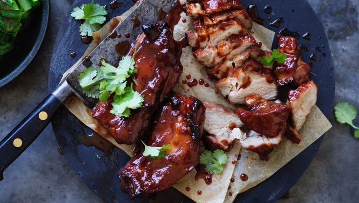 Neil Perry's barbecued pork recipe