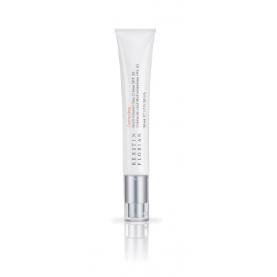 Multi-Vitamin Day Creme SPF30 50ml, £47.00 This nourishing moisturizer provides complete protection with broad spectrum sun filters, synergistically enhanced with antioxidants, vitamins and botanicals to help soothe and support skin structure.