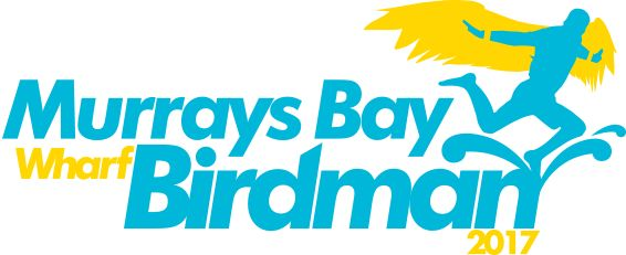 Birdman 2017 - Saturday April 1st.  Murray's Bay Wharf. Be There! Murrays Bay Wharf Birdman 2017