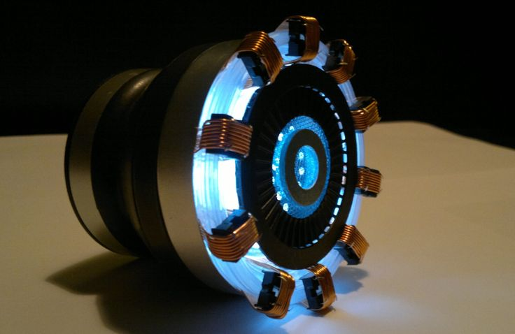 Arc Reactor Prop Replica High Quality Iron Man Model MKI by Intersectsales on Etsy https://www.etsy.com/listing/212098441/arc-reactor-prop-replica-high-quality