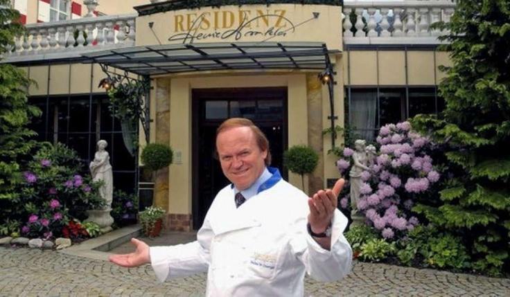 90plus.com - The World's Best Restaurants: Residenz Heinz Winkler - Aschau - Germany - Chef Heinz Winkler