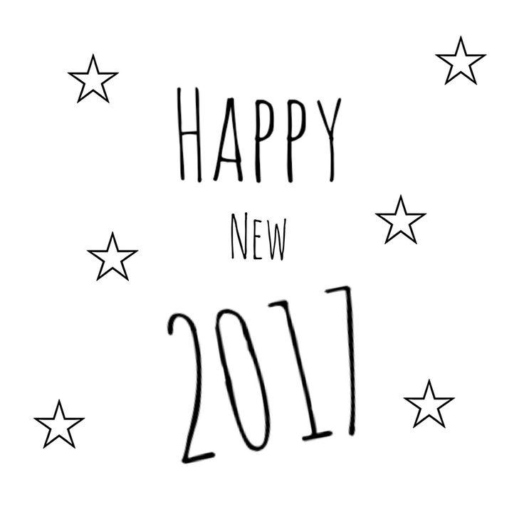 Happy New 2017 ☆
