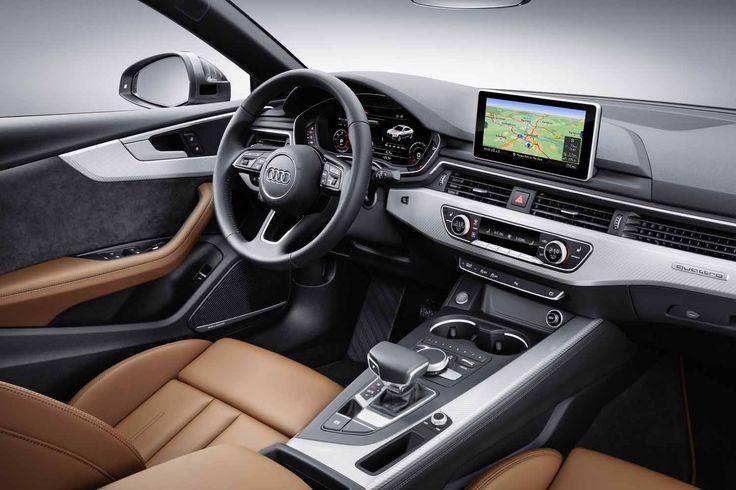 Audi présente la nouvelle Audi A5 Sportback, et sa version plus sportive S5…