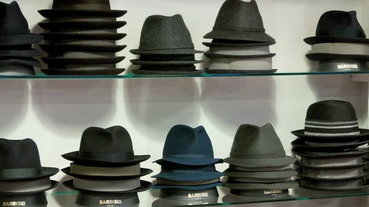 So Sexy. Barbisio Handmade Italian Hats for Men - Exclusively at Madaboutown.com