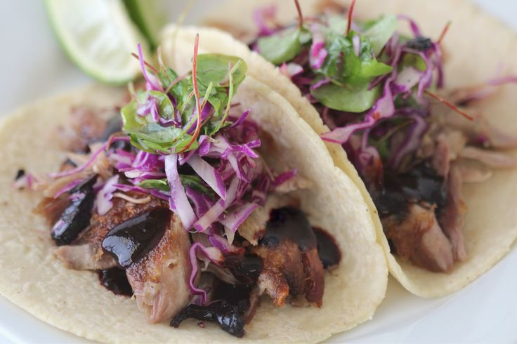 Today is a new month and with it comes another wonderful monthly special, so introducing El Taco de Pato Confitado ($4.95). We take slow braised fall-off-the-bone duck, mix in a hibiscus & chile poblano reduction and then top it off with citrusy Hearts On Fire microgreens. Hope to serve it to you soon! #TacoDePatoConfitado   More info: https://www.sohotaco.com/2017/07/01/meet-our-july-special-the-exquisite-taco-de-pato-confitado/