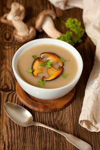 Mushroom Soup from Women's institute (UK CWA)