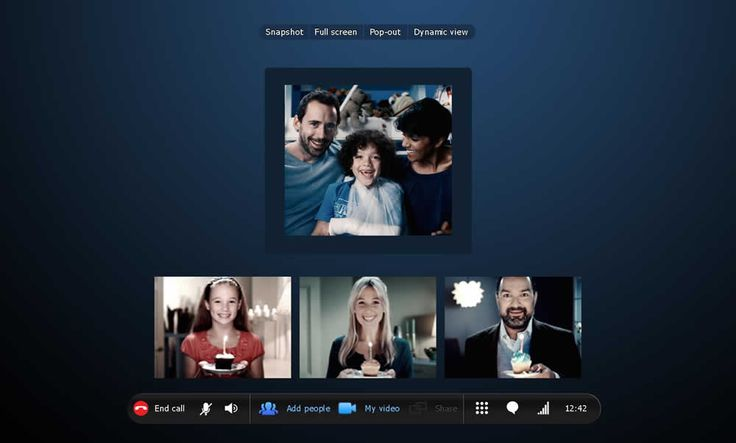 Skype Makes Group Video Calls Free For Everyone | http://www.hashslush.com/skype-makes-group-video-calls-free-everyone/ | #SOCIAL