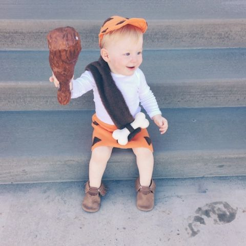 Bamm Bamm Rubble Halloween Costume