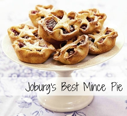 T & Serendipity: The best christmas mince pies in joburg