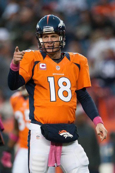 Peyton Manning new images | Peyton Manning Quarterback Peyton Manning #18 of the Denver Broncos ...