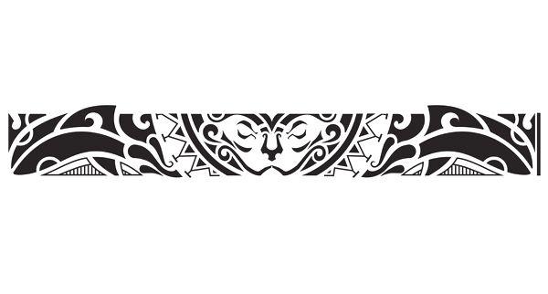 Maori culture Tatoo