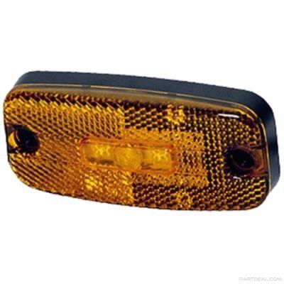 Hella Hella 3639 LED Side Marker Lamp - 963639011 963639011 Side Marker Light Assembly: 3639 LED… #AutoParts #CarParts #Cars #Automobiles