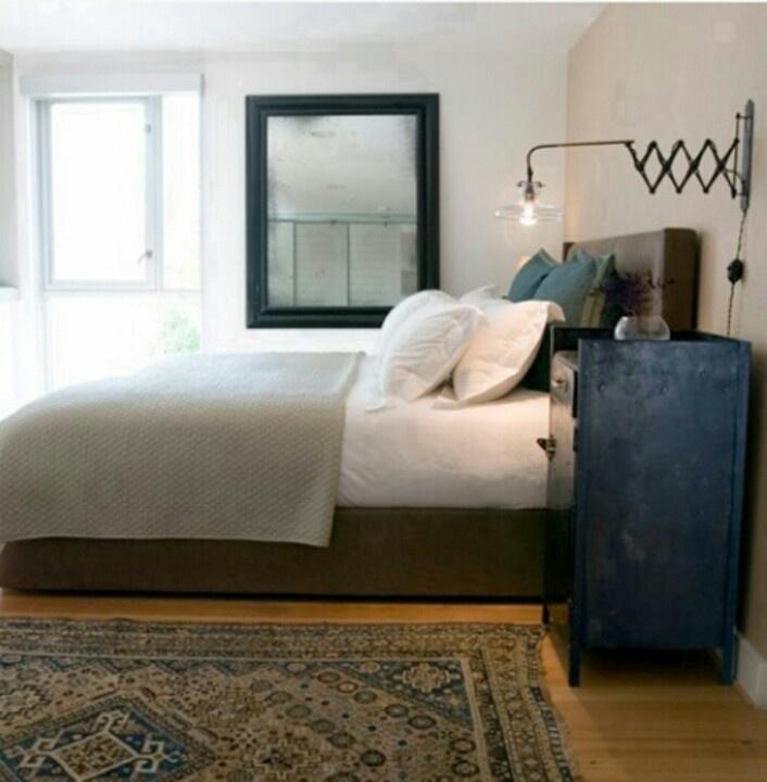 Modern Vintage Bedroom Design By Nickey Kehoe