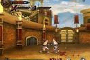 Gladiator games on Kongregate