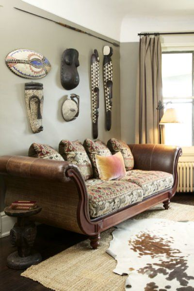 35 Exotic African Style Ideas For Your Home - 25+ Best Ideas About African Living Rooms On Pinterest African