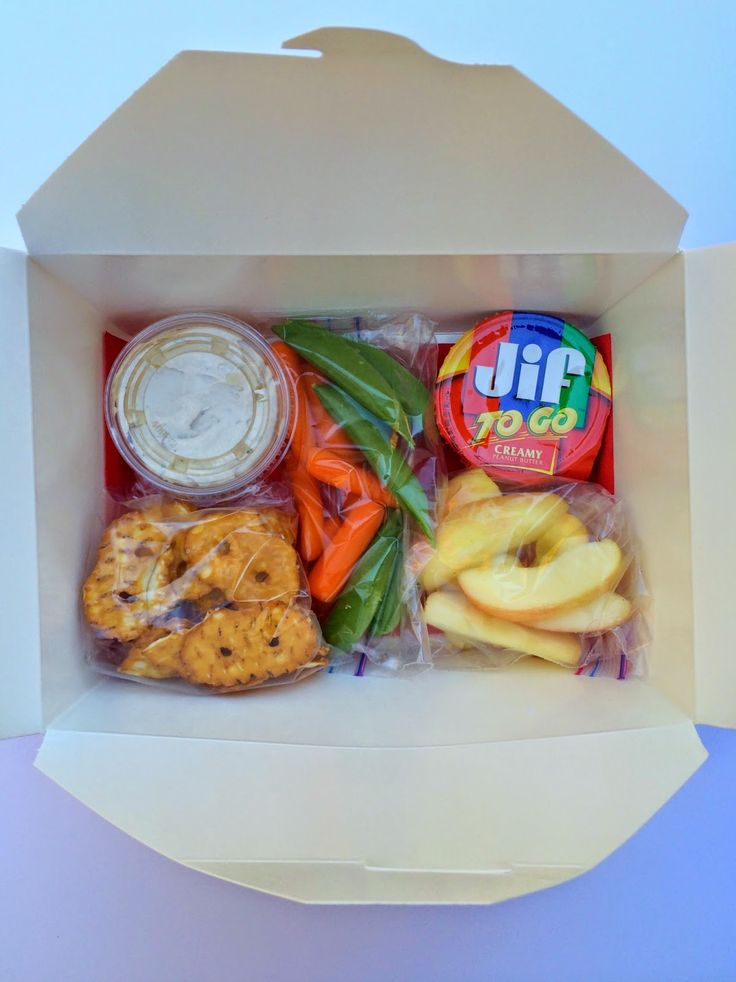 You've been Served - Team Snack on the go