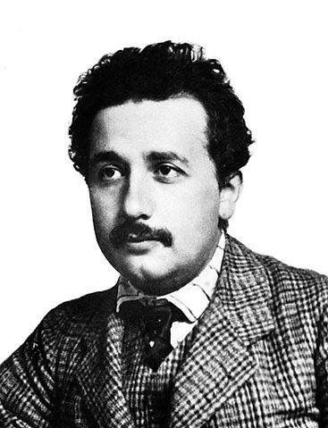 "On this day in 1905, the journal Annalen der Physik published Albert Einstein's paper ""Ist die trägheit eines körpers von seinem energieinhalt abhängig?"" (""Does the inertia of an object depend upon its energy content?"") In the paper Einstein introduced the concept of the mass-energy equivalence of bodies at rest, which we now know by the famous equation E = mc². The term mc² had already made an appearance in his paper of 26 September, which introduced special relativity."