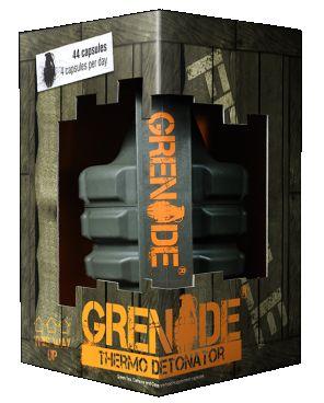 Thermo Detonator Grenade Pumped Fitness LTD