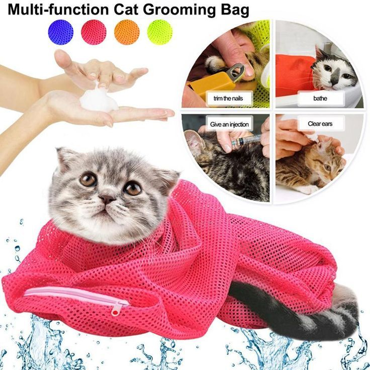 Dog Cat Grooming Bag Tyhy Cat Restraint Bag Cat Grooming