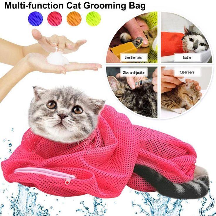 Multi Function Cat Grooming Bag Cat Grooming Grooming Bag Cat Wash
