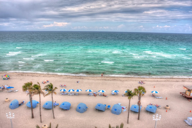 Hollywood Beach - 22 Most Beautiful Florida Beaches: Photo Gallery by 10Best.com