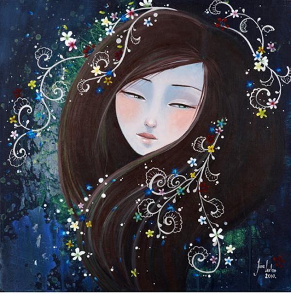 by June Leloo.