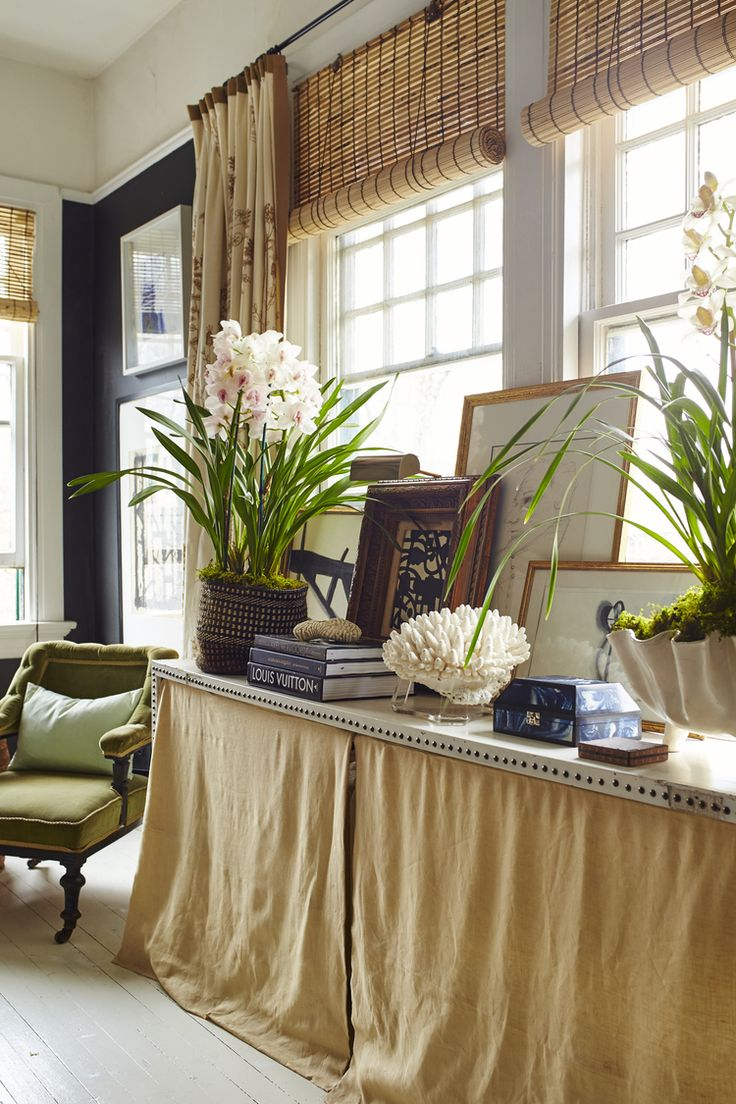 Southern Interior Designer William McClure Recently Published Handsome  Photos Of His Birmingham, Alabama Home Idea For Hiding Office Supplies