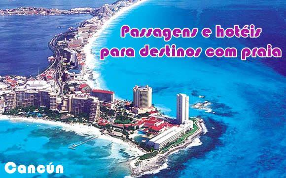 Passagens e hoteis em promoção para destinos com praia #praia #viagem #promoção
