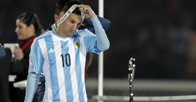 Destrozan a Messi en Argentina por no ser el del Barça   Madrid – Barcelona