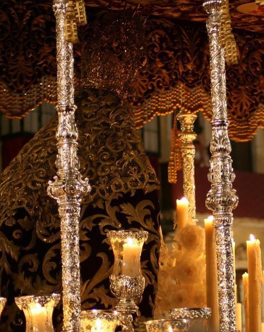 Mantos de la Semana Santa de Sevilla s.benito capitulo 2.