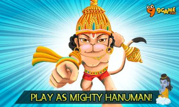 Hanuman Hero Run is based on Indian Ramayana story where Hanuman overcame numerous difficulties to rescue Sita. Enjoy the most exciting and fast-paced running experience ever in this epic game! Run as fast as you can, help Hanuman to win through all levels! Main Features: Indian epic character—Hanuman Gameplay: Jump, Attack, Stamp, Sprint etc. Power-ups: