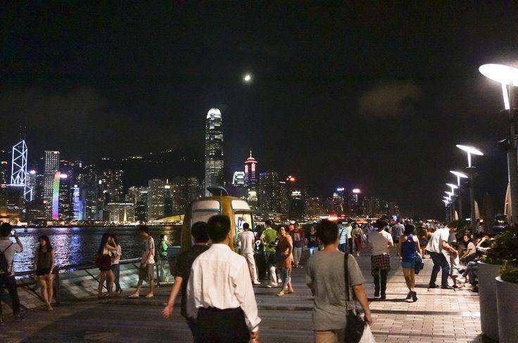 Avenue of Stars, Hong Kong - Hong Kong Series #2