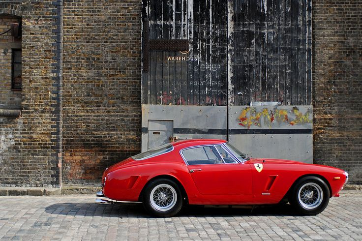 Ferrari 250 SWB (Fluid Images, Tim Scott).