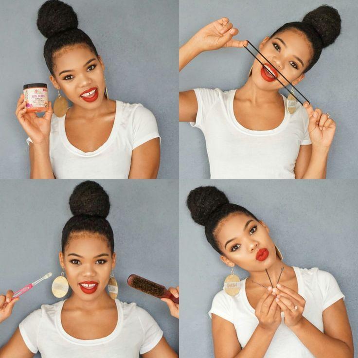 Best 25 knot bun ideas on pinterest hair knot tutorial easy how to top knot bun ninja bun natural curly kinky hair tutorial pictorial natashaleeds stylishlee curly top bun pmusecretfo Choice Image