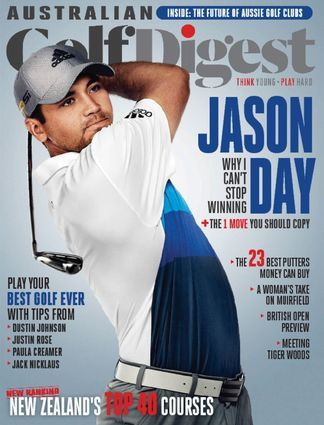 New Zealand's Top 40 Courses - Jack's Point was rated the No. 2 course!  Australian Golf Digest magazine