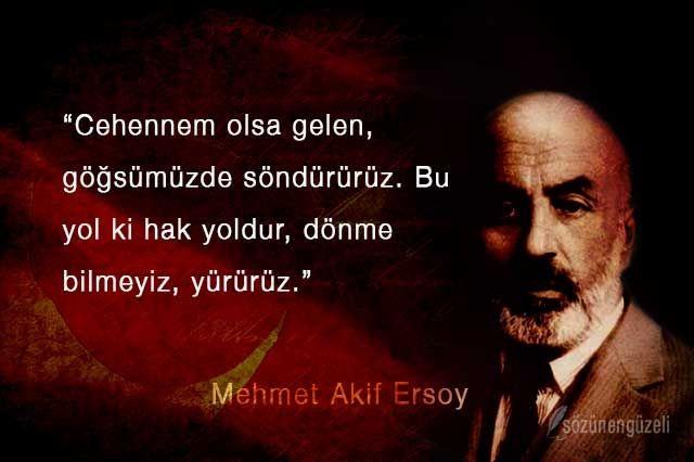 #cbn#Mehmet Akif Ersoy
