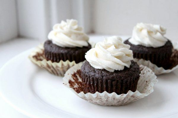Healthy Chocolate Cupcakes Recipe for 100 Calories - When you crave low calorie…