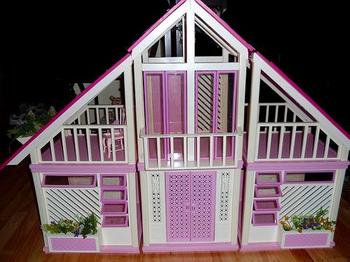 barbie dream house 90s - photo #5