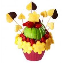 Aşka Davet Meyve Sepeti