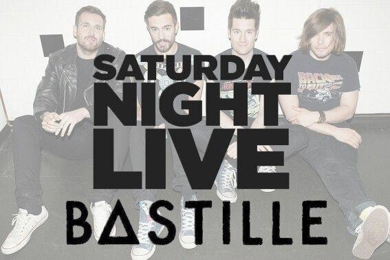 bastille oblivion live snl